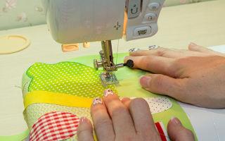 Как заработать на швейной машинке на дому