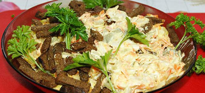 Салаты на день рождения: простые и вкусные рецепты с фото