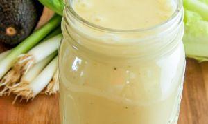 Готовим вкуснейший соус для салата цезарь
