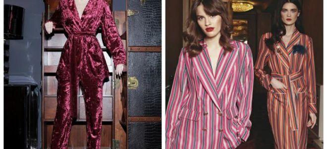 Новое течение женской моды — пижамный стиль