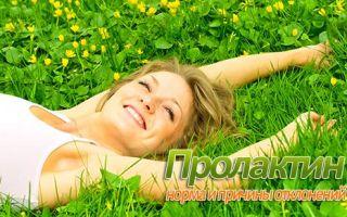 Нормы пролактина и причины повышенного уровня у женщин