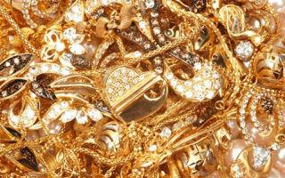 Как заботиться об украшениях из золота