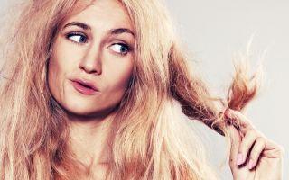 Восстанавливаем волосы после осветления. Маски для волос