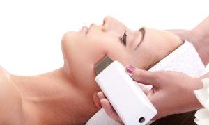Как сделать домашнюю ультразвуковую чистку лица