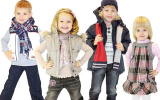 Детская одежда из Кореи