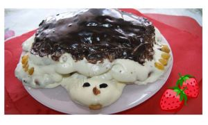 Домашний рецепт торта черепахи