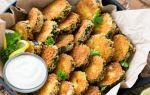 Жареные кабачки с чесноком: пошаговый рецепт с фото