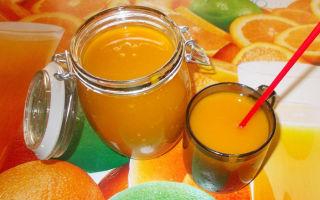 Как приготовить тыквенный сок на зиму, рецепт с фото