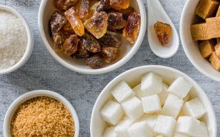 Вред сахара, заменители и суточная норма
