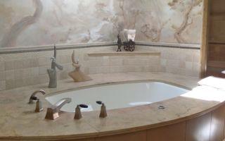 Какая ванна лучше: стальная, акриловая или чугунная?