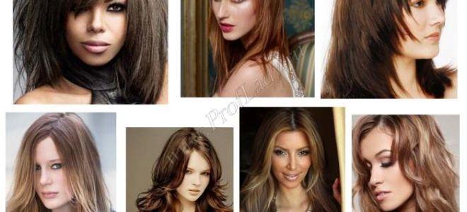 Стрижка Итальянка на волосы разной длины