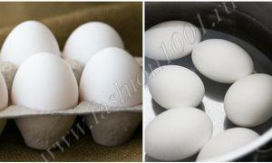 Как варить яйца вкрутую (фото) + варим яйца в микроволновке