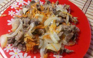 Домашние рецепты телятины в духовке