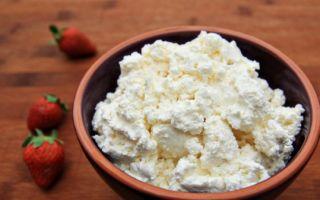 Как приготовить домашний творожный сыр. Простой пошаговый рецепт