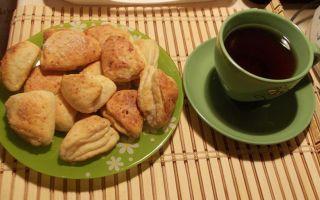 Шесть рецептов воздушного творожного печенья
