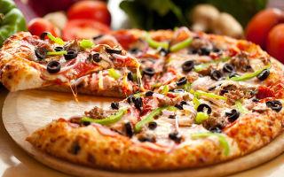 Ароматная пицца из слоеного теста: пошаговые рецепты с фото