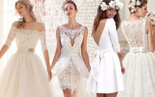 Как выбрать свадебное платье для идеальных фото