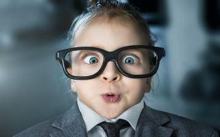 Как избежать ухудшения зрения из-за компьютера у малыша