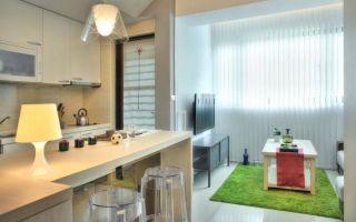 Варианты интерьера маленькой квартиры