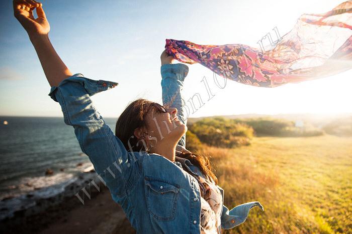 Как научиться быть счастливой