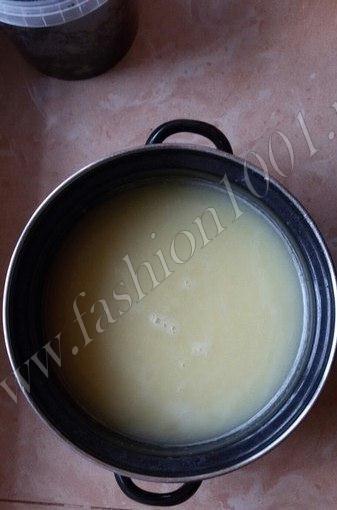 Довариваем суп пюре