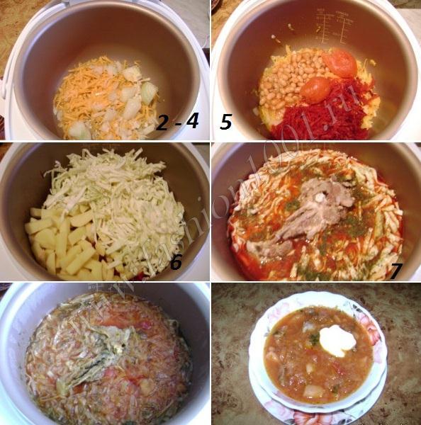 Фотографии пошагового рецепта