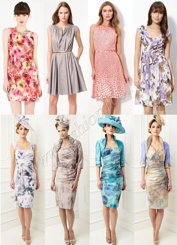 Легкие летние платья