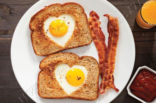 Завтрак готов