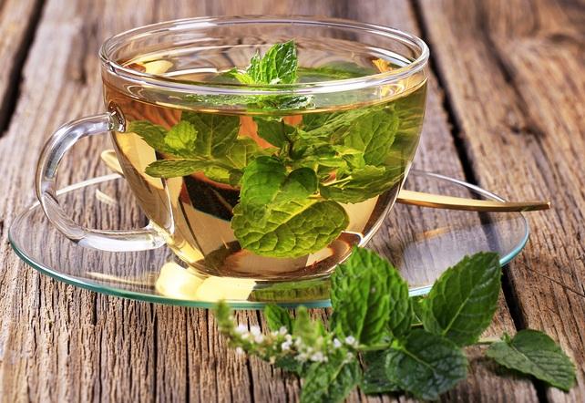 Можно ли пить чай с мятой