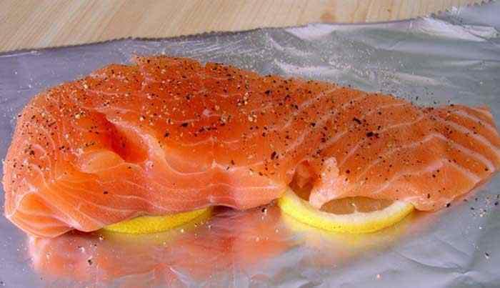 Как засолить рыбу