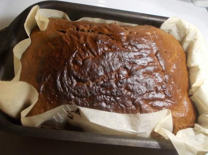 Торт Прага: готовый корж