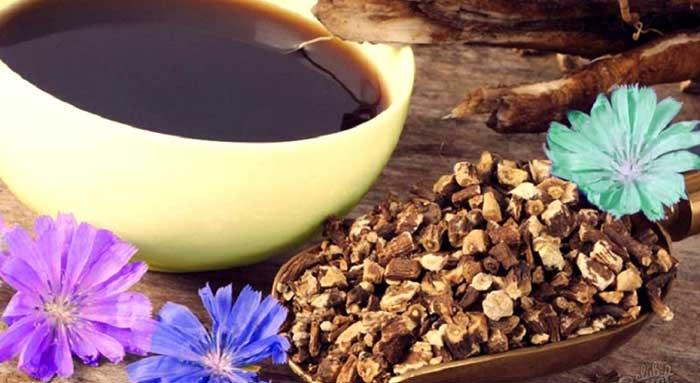 Ароматная чашечка с растворимым цикорием