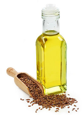 Льняное масло для организма