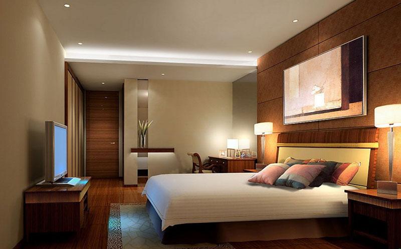 интерьер в спальни в современном стиле фото