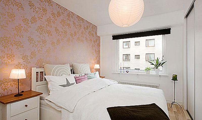 Свет для спальни в современном стиле