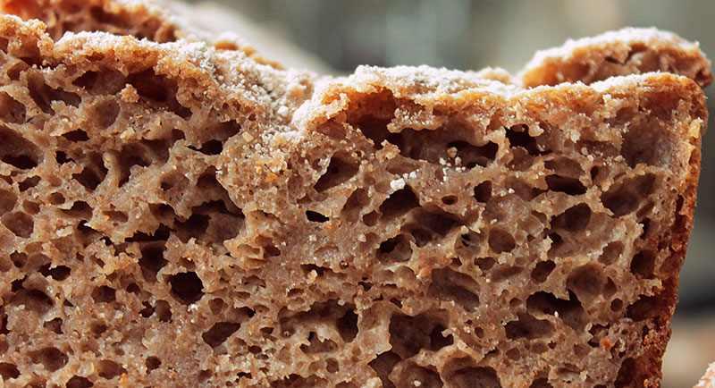Ржаные отруби, как принимать: ржаной хлеб