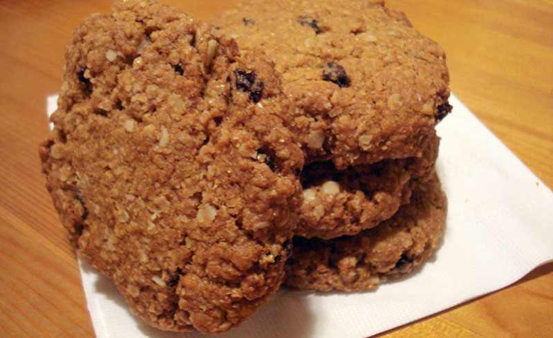 Урбеч из льна: полезное и вкусное печенье из льна