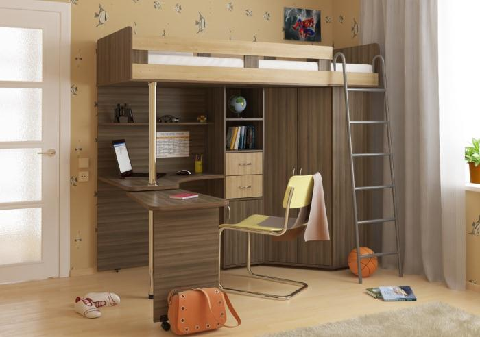 Мебель для детской спальни