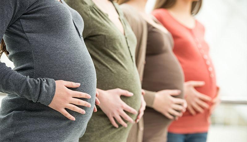 Стимуляция груди и сосков при беременности